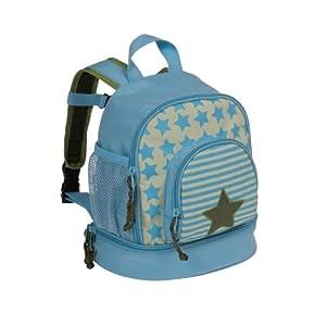Lassig Starlight Olive Mini Backpack