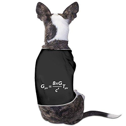 General Relativity Albert Einstein Pet Dog Vest Shirt