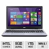 Acer Aspire V3-572G-54L9 15.6-Inch Laptop (Platinum Silver)