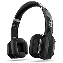 ActionPie Bluetooth Headphones Over-Ear Headset Stereo with In-line Microphone Sweatproof Wireless Extremely Portable Foldable