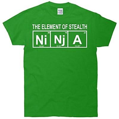 The Element of Stealth Ninja T-Shirt