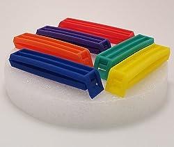 PLASDENT Toothbrush Squeezers Assorted 6/pk
