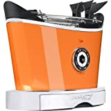 Bugatti Volo Toaster, 930 Watt, Orange