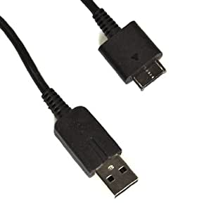 COSMOS ® 3.6 Feet replacement USB Data/charge/Sync cable for PS Playstation Vita & Cosmos Brand LCD cleaning cloth