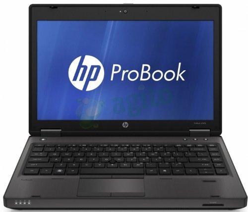 HP ProBook 6360b (A7J90UT#ABA) Area Laptop Core i5-2450M 2.5GHz ~ 500GB 7200rpm ~ 4GB ~ 13.3 (1366x768) ~ Webcam ~ Windows 7 Official 64-bit