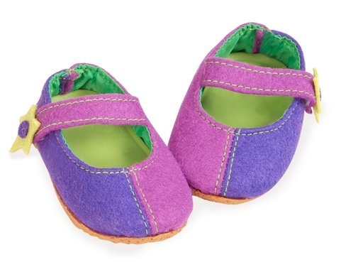 Our Generation Doll Shoes - Purple