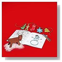Wikki Stix Christmas Fun Activity Book