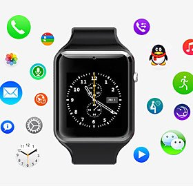 Porch-O Q8 Colorful Smart Watch for Apple iPhone Android Phone BT 4.0