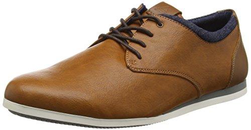 ALDO Herren Aauwen Sneakers,Braun (cognac / 28),  42 EU (8 UK)