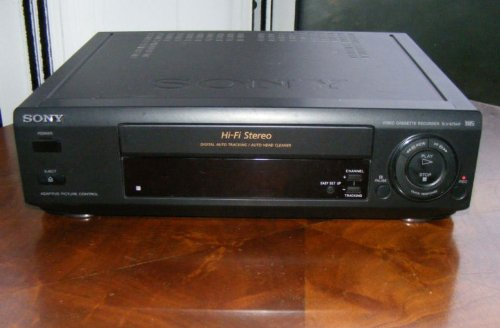 Sony SLV-675HF Video Cassette Recorder Player VCR w/ Hi Fi Stereo