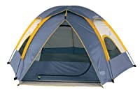 Wenzel Alpine 8.5 X 8-Feet Dome Tent (Light Grey/Blue/Gold) by Wenzel