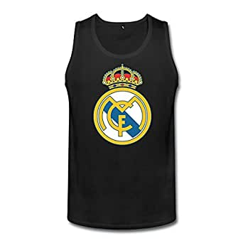 ZHUYOUDAO Geek Camis For Men-Real Madrid at Amazon Men's Clothing