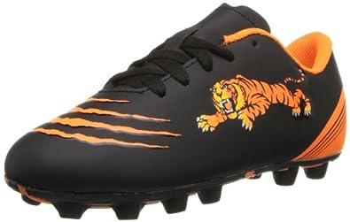Buy Diadora Soccer Trax Tiger MD JR Soccer Shoe (Toddler Little Kid Big Kid) by Diadora