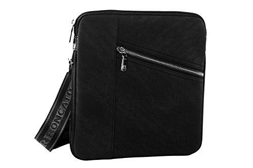 shoulder-belt-man-roncato-black-bandolier-men-pouch-flat-ipad-tablet-holder-f584