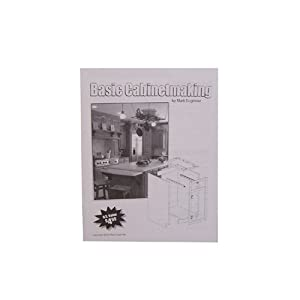 Kreg MD-CAB01 Basic Wood Cabinetry Making Booklett