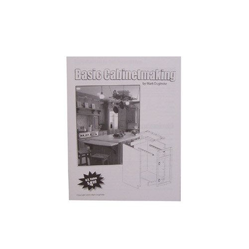 Images for Kreg MD-CAB01 Basic Wood Cabinetry Making Booklett
