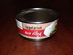 Meatless Select Vegetarian Taco Filling, 5 Ounce (Pack of 24)