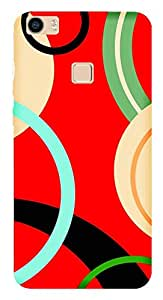 TrilMil Printed Designer Mobile Case Back Cover For Vivo Xplay 5