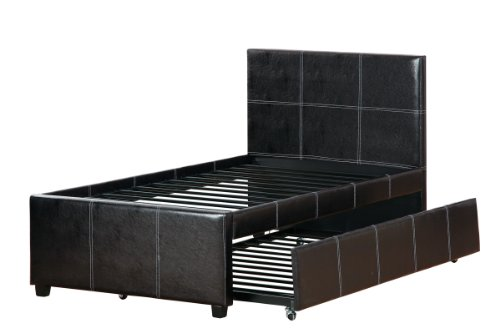 Twin Beds With Trundle 127073 front
