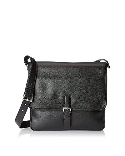 Prada Men's Messenger Bag, Black