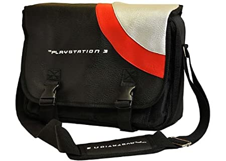 CrazyOnDigital Travel Messenger Protective Case for Sony Playstation 3