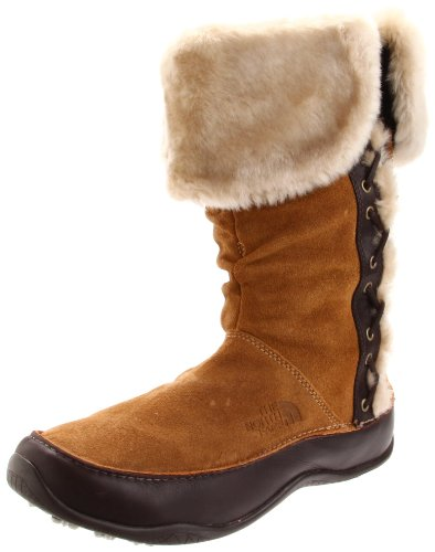 The North Face Women's Jozie Insulated Boot,Rope Brown/Demitasse Brown,11 M US