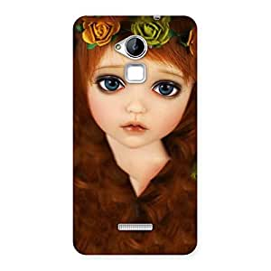 Special Tini Doll Multicolor Back Case Cover for Coolpad Note 3