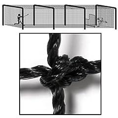 Buy (Price EA)SSG BSN Pro Batting Tunnel Net 70x14x12 - 70'L X 14'W X 12'H by SSG