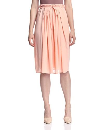 d.Ra Women's Dab Skirt  [Blush]