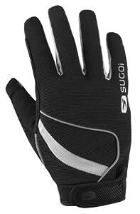 Sugoi Evolution Full Glove, Black, Small