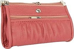 Jmd Women's/Girl's Clutch (Pink,JMD68)