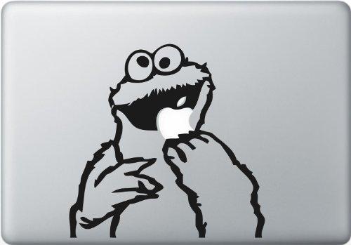 Cookie Monster for Macbook