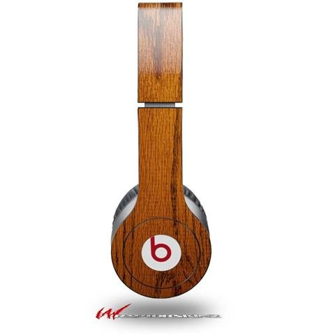 Wood Grain - Oak 01 Decal Style Skin (Fits Genuine Beats Solo Hd Headphones - Headphones Not Included)