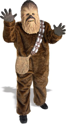 Star Wars Chewbacca Super Deluxe Child Costume - Kid's Costumes
