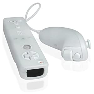 Wii Clear Silicon Sleeve
