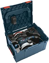 Bosch ROS65VCL 5 and 6-Inch Pads Rear-Handle Random Orbit Sander with Vibration Control Kit