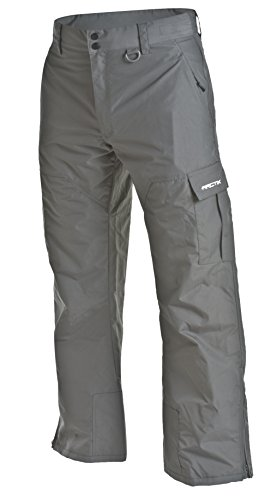 Arctix Men's Mountain Snowboard Shell Cargo Pants, XX-Large, Charcoal