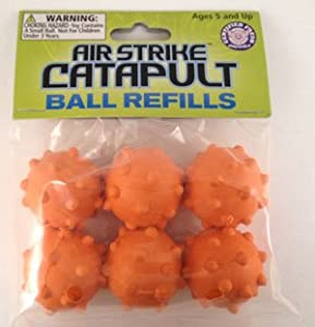 Hog Wild Toys Air Strike Catapult Refills