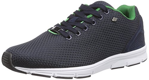 British Knights Jump, Herren Sneakers, Blau (Navy-Green 04), 44 EU thumbnail