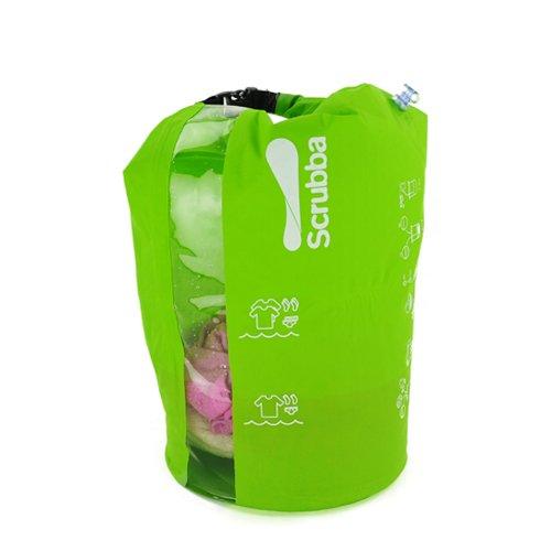 Scrubba wash bag スクラバウォッシュバッグ 携帯用洗濯袋