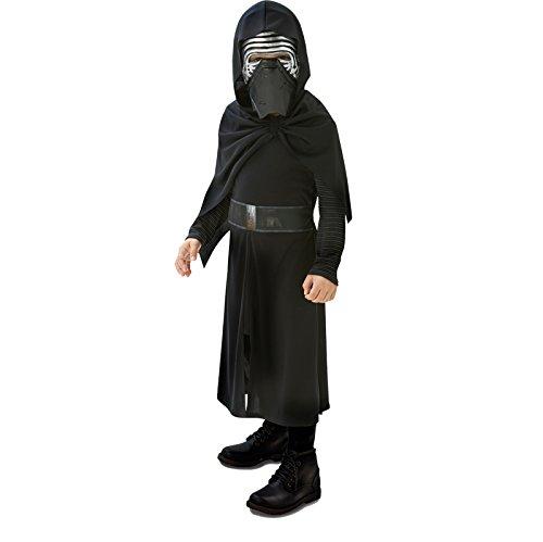 Star Wars - Costume Kylo Ren Star Wars 7-8 Anni