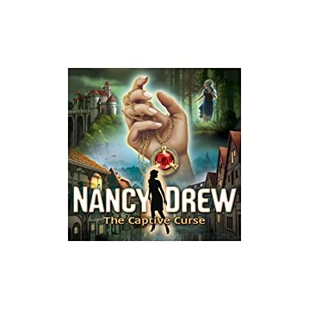 Nancy Drew:  The Captive Curse [Mac Download]