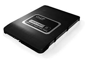OCZ Vertex 2 120GB SATA 3Gb/s OCZSSD3-2VTX120G 3.5'' Solid State Drive (SSD) with up to 285MB/s read and 50K IOPS write