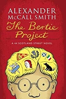 Book Cover: The Bertie Project