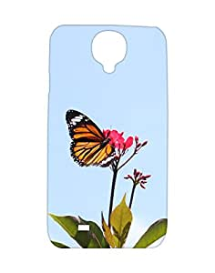 Mobifry Back case cover for Samsung I9500 Galaxy S4 Mobile ( Printed design)