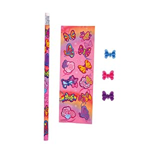 Butterfly Stationery Sets (1 dz)