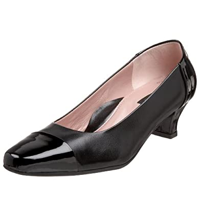BeautiFeel Women's Rebecca Black Leather Size 42 Wide