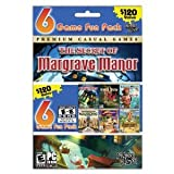 MumboJumbo 6 Pack: Nancy Drew / Secret of the Scarlet Hand / 7 Wonders 2 / Luxor Mahjong / Slingo Quest Hawaii / Samantha Swift / the Secret of Margrave Manor