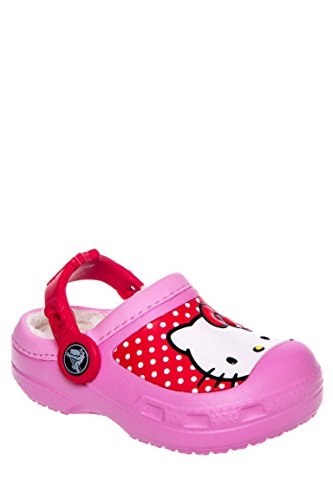 Girls' Hello Kitty Dots Clog