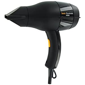 Sedu Revolution TGR 4000i Hair Dryer - Black